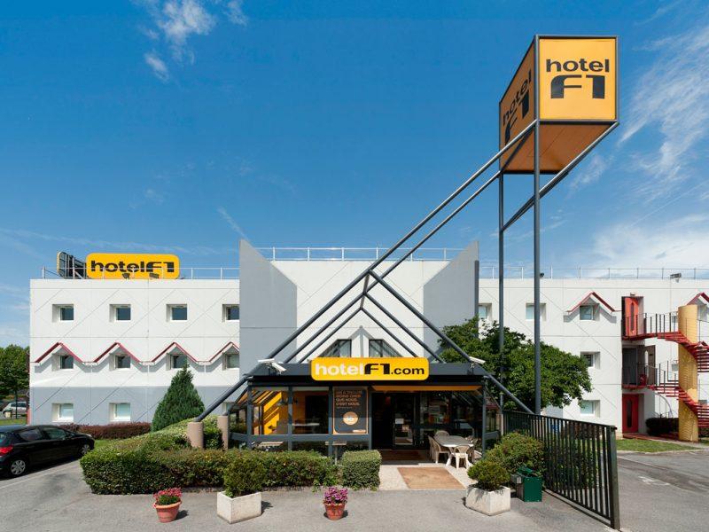Hotel F1 Gennevilliers