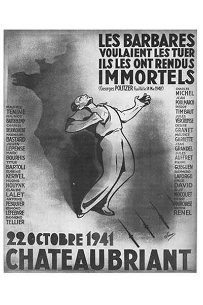 Affiche Chateaubriant