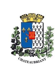 Blason Chateaubriant