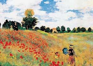 œuvre impressionniste Monet