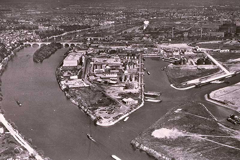 port de gennevilliers